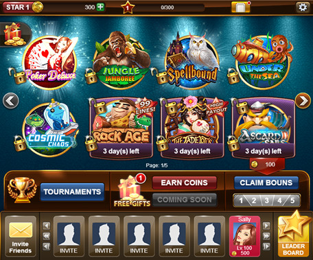 Slot games with tournaments gambling casinos in switzerland